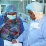 Meet the inspirational doctor saving lives