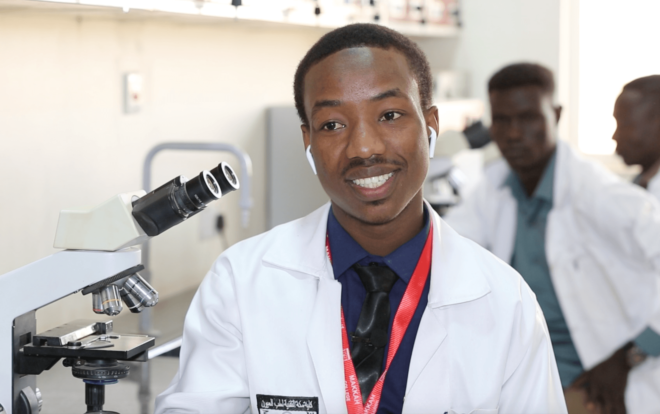 Meet the student, who wants to bring back talent to Nigeria